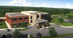 Provision CARES Proton Therapy Center Nashville