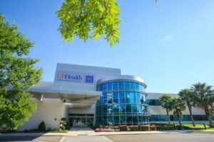 University of Florida Health Proton Therapy Institute
