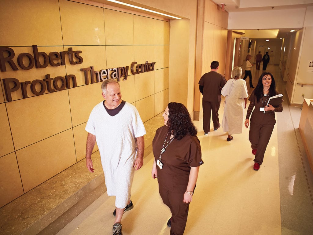 roberts proton therapy center upenn